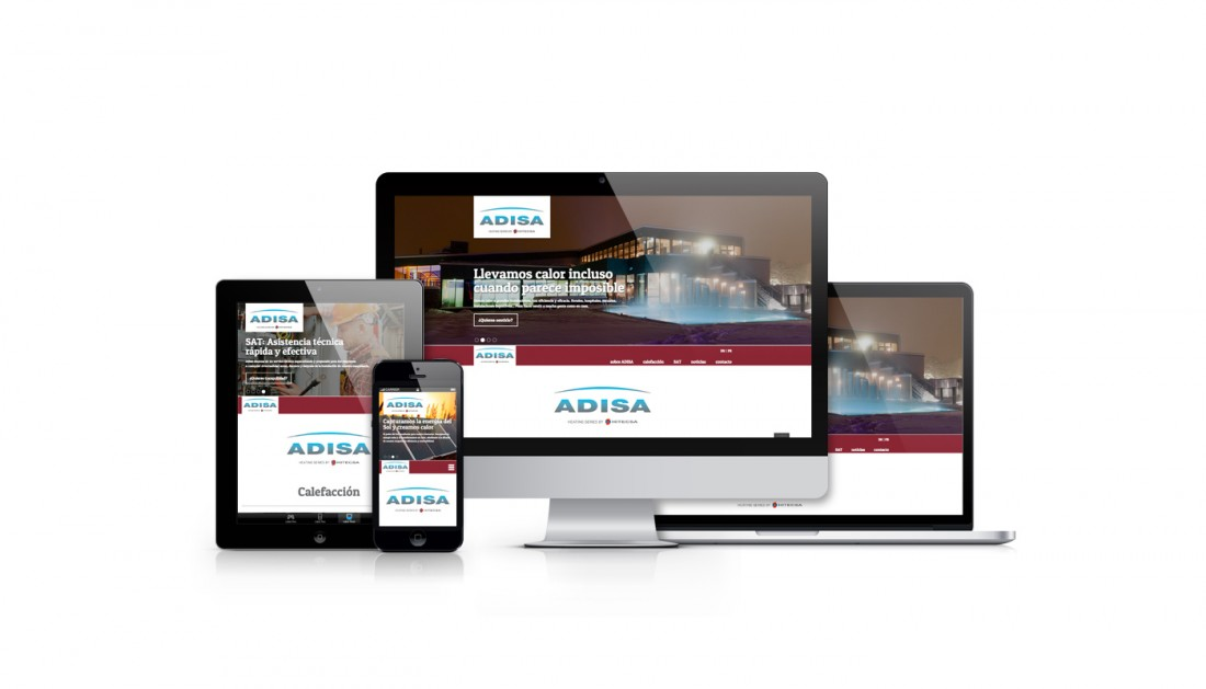 Web Adisa Heating