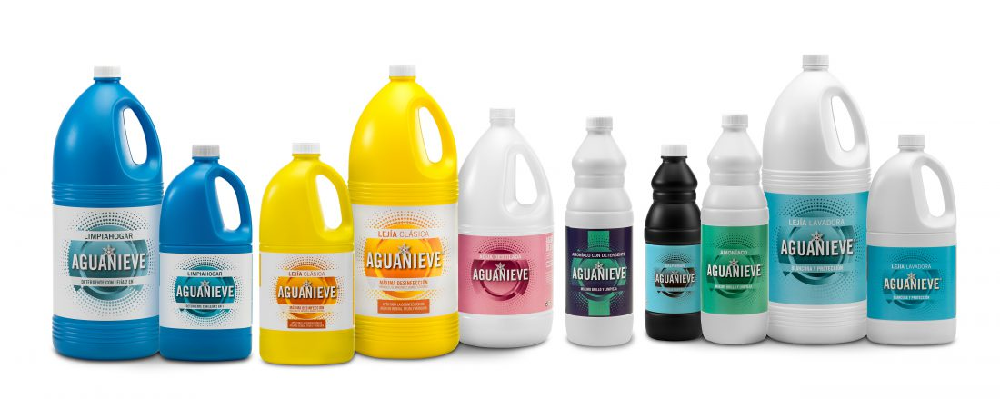 Proyecto packaging Aguanieve