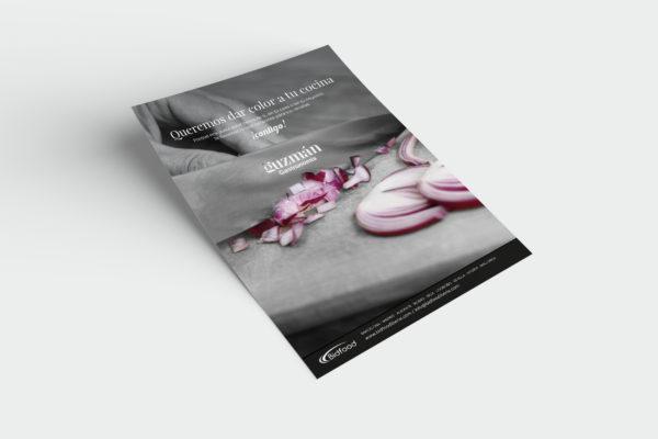 Anuncio para Guzmán Gastronomía